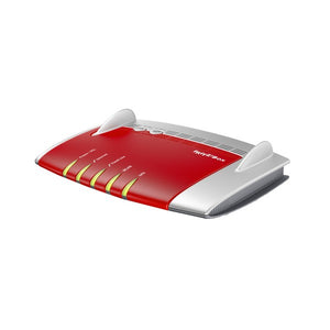 Wireless Modem Fritz! Box7490 5 GHz 1300 Mbps Red-Universal Store London™