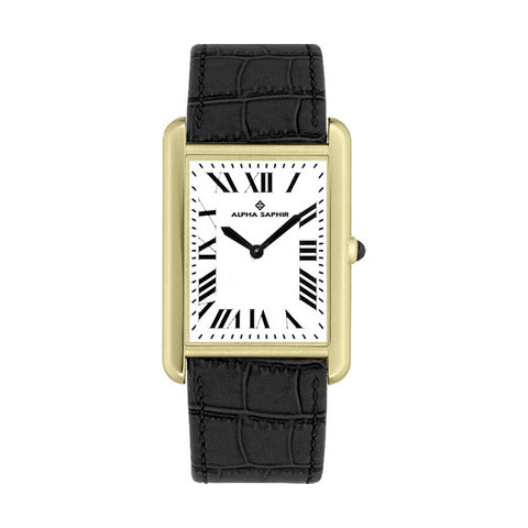 Unisex Watch Alpha Saphir 343D (21 mm)-Universal Store London™