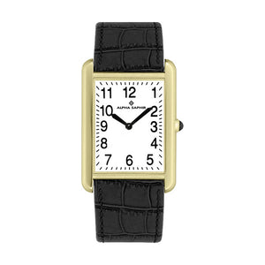 Unisex Watch Alpha Saphir 343C (32 mm)-Universal Store London™