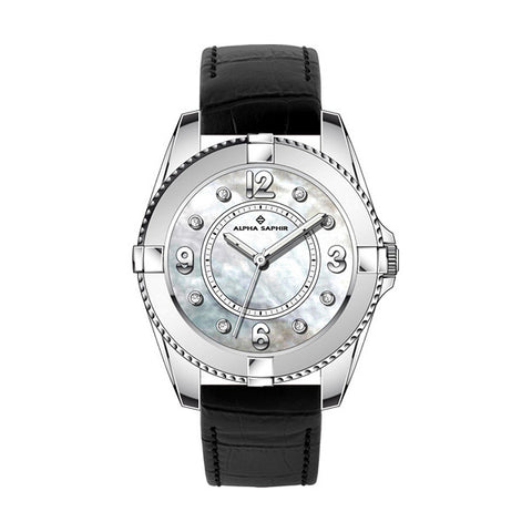 Image of Ladies' Watch Alpha Saphir 364A (38 mm)-Universal Store London™