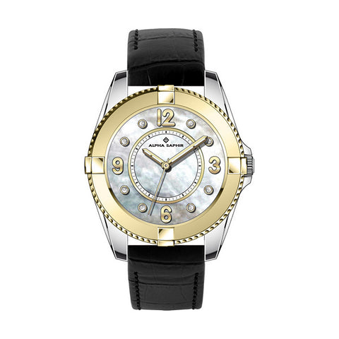 Ladies' Watch Alpha Saphir 364B (37 mm)-Universal Store London™