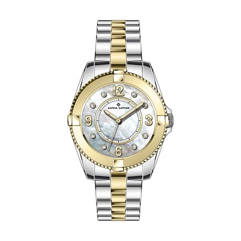 Image of Ladies' Watch Alpha Saphir 364D (38 mm)-Universal Store London™