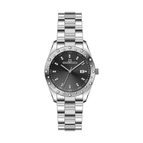 Image of Ladies' Watch Alpha Saphir 375E (39 mm)-Universal Store London™