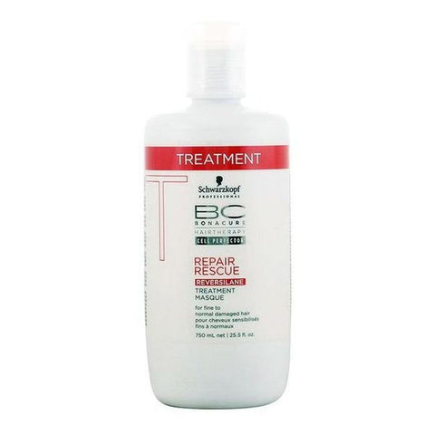Image of De-tangling Hair Mask Bc Repair Rescue Schwarzkopf-Universal Store London™