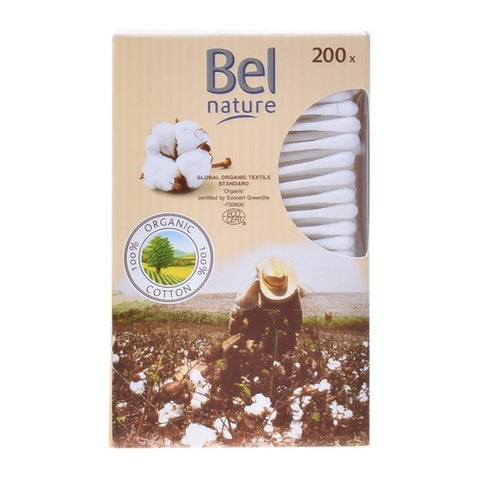 Cotton Buds Nature Bel (200 uds)-Universal Store London™