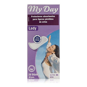 Incontinence Sanitary Pad My Day My Day (28 uds)-Universal Store London™