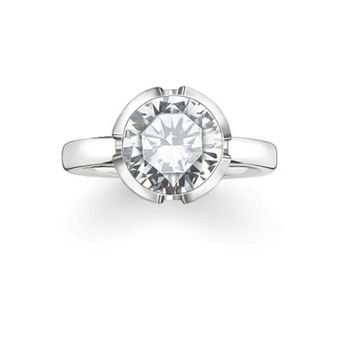Image of Ladies' Ring Thomas Sabo TR2036-051-14-Universal Store London™