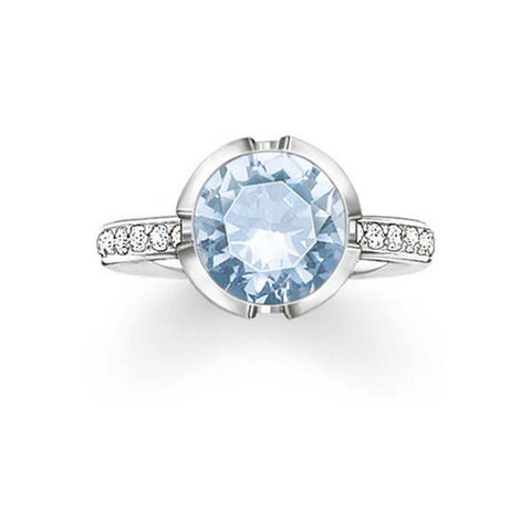 Image of Ladies' Ring Thomas Sabo TR2037-059-31-Universal Store London™