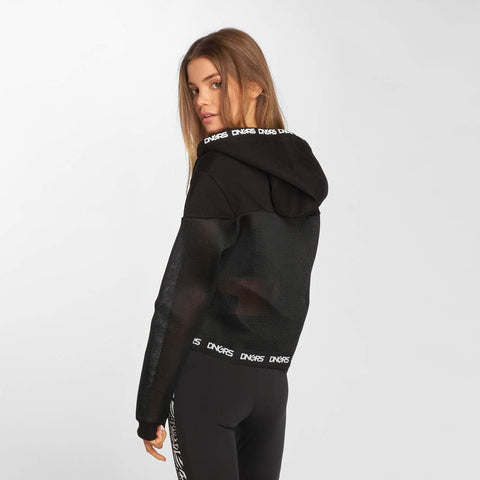 Dangerous DNGRS / Hoodie Vista in black