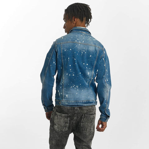 Cavallo de Ferro / Lightweight Jacket Sunrise in blue-Universal Store London™