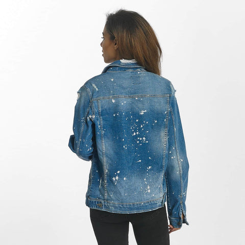 Cavallo de Ferro / Lightweight Jacket Sunrise in blue