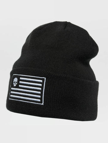 Thug Life / Beanie Divers in black-Universal Store London™