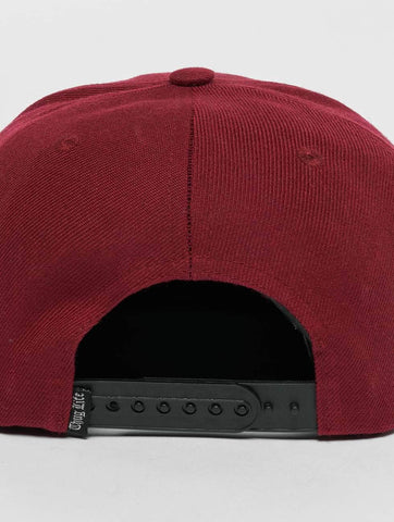 Image of Thug Life / Snapback Cap Avantgarde in red-Universal Store London™