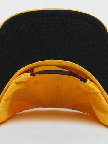 Image of Thug Life / Snapback Cap Anaconda in yellow
