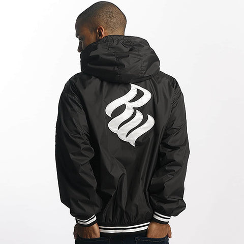Rocawear / Lightweight Jacket Windbreaker in black