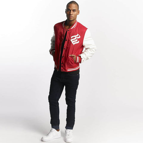 Rocawear / College Jacket College Jacket in red