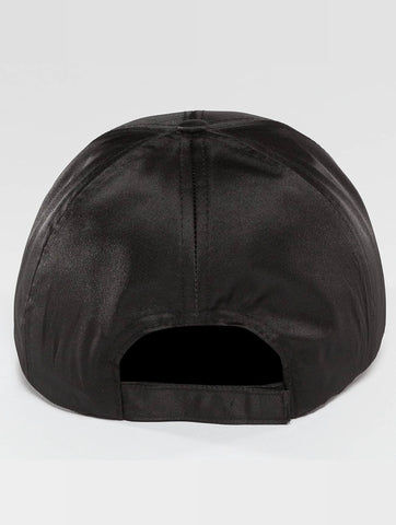 Image of Bangastic / Snapback Cap Satin in black-Universal Store London™
