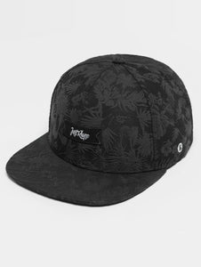 Just Rhyse / Snapback Cap Kiwalik in black-Universal Store London™
