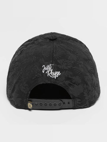 Just Rhyse / Snapback Cap Kiwalik in black