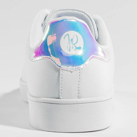Just Rhyse / Sneakers JR Reflection in white-Universal Store London™