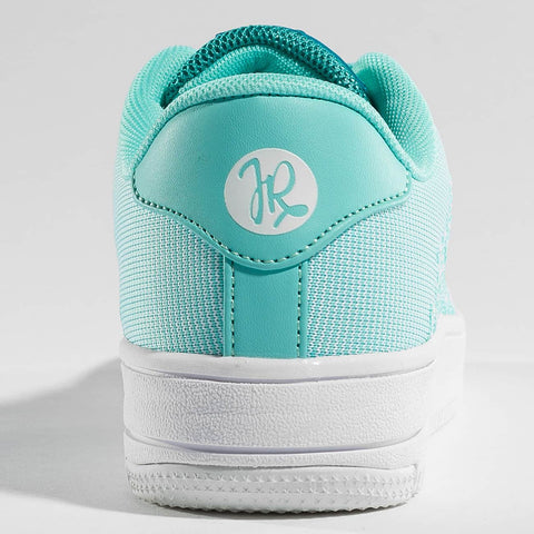 Just Rhyse / Sneakers Light Leaf in turquoise-Universal Store London™