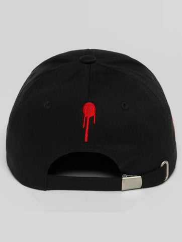 Who Shot Ya? / Snapback Cap Lucid Style in black