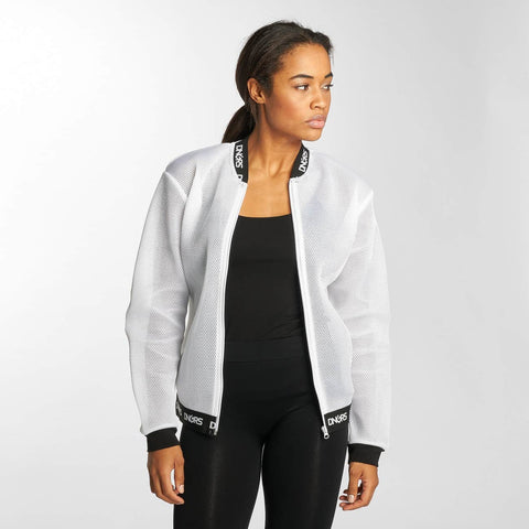 Dangerous DNGRS / College Jacket Vista in white
