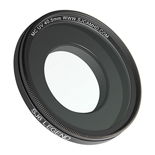 SJCAM Accessories SJ6 MC UV Lens 40.5mm UV Lens Protector For SJ6 Legend-Universal Store London™