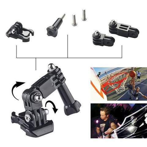 42 in 1 Action Camera Accessories Kit for GoPro Hero SJCAM Xiaomi-Universal Store London™