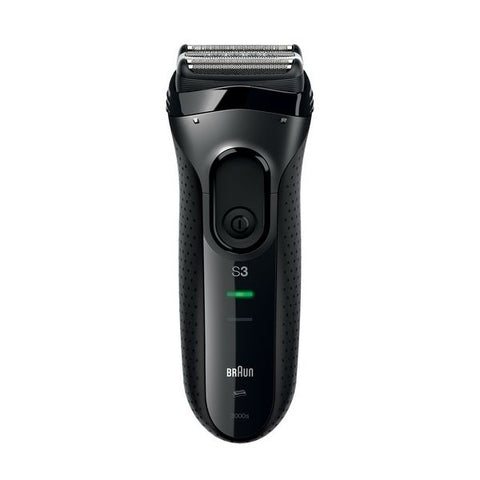 Image of Shaver Braun 3000S Series 3 Black-Universal Store London™