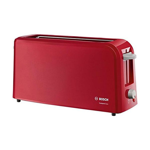 Toaster BOSCH TAT3A004 Red-Universal Store London™