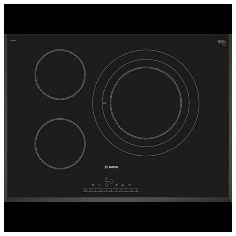 Image of Glass-Ceramic Hob BOSCH 223766 70 cm 5750W-Universal Store London™