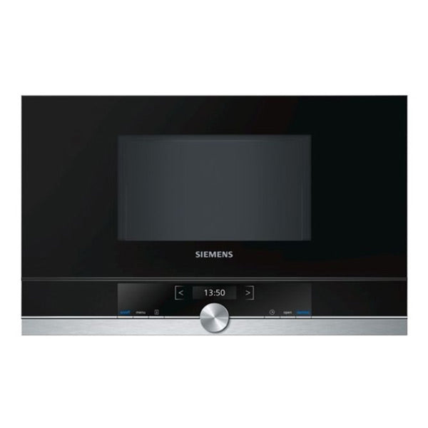 Built-in microwave Siemens AG BF634LGS1 21 L 900W Stainless steel-Universal Store London™