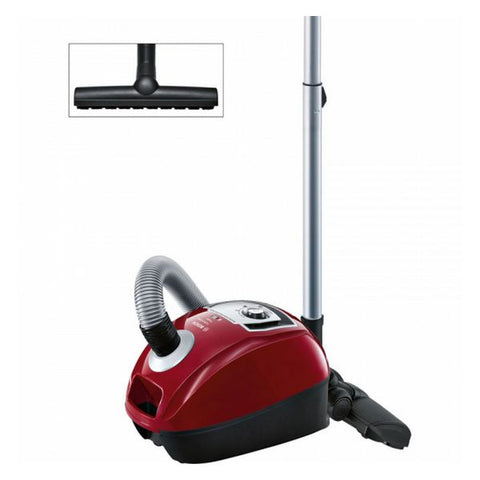 Bagged Vacuum Cleaner BOSCH BGL4A500 1 L 77 dB 750W Red-Universal Store London™