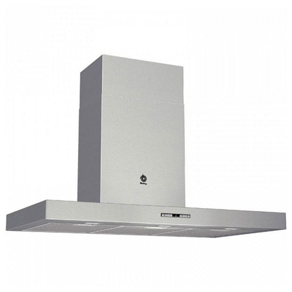 Conventional Hood Balay 3BC895XM 90 cm 730 m3/h 55 dB 139W Stainless steel-Universal Store London™