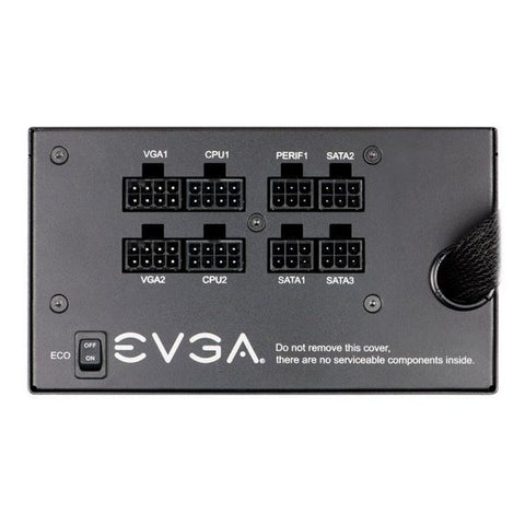 Image of Power supply EVGA 210-GQ-0650-V2 650W GQ GOLD-Universal Store London™