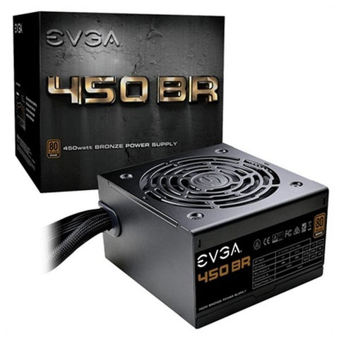 Gaming Power Supply Evga 100-BR-0450-K2 450W-Universal Store London™