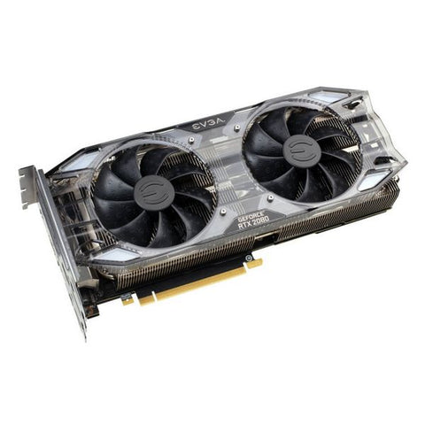 Gaming Graphics Card Evga 08G-P4-2183-KR 8 GB DDR6-Universal Store London™