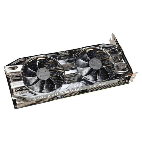 Gaming Graphics Card Evga NVIDIA RTX 2070 8 GB DDR6-Universal Store London™