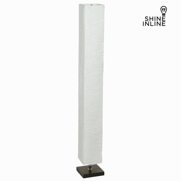 Floor Lamp Material Polyester Steel Blanco by Shine Inline-Universal Store London™