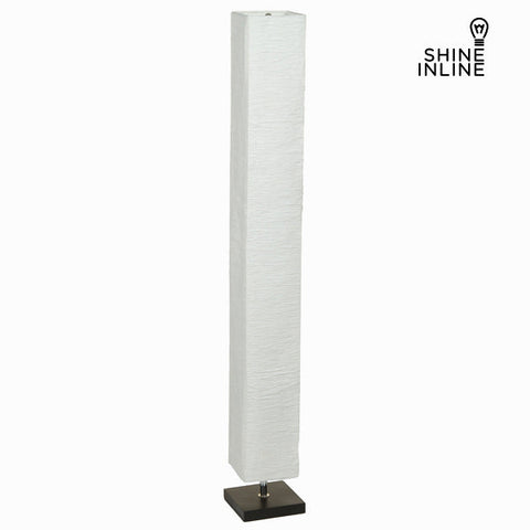 Image of Floor Lamp Material Polyester Steel Blanco by Shine Inline-Universal Store London™