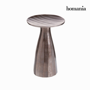 Candelabra Aluminium (19 x 13 x 13 cm) - New York Collection by Homania-Universal Store London™