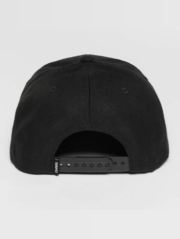 Dangerous DNGRS / Snapback Cap Born2Chill in black