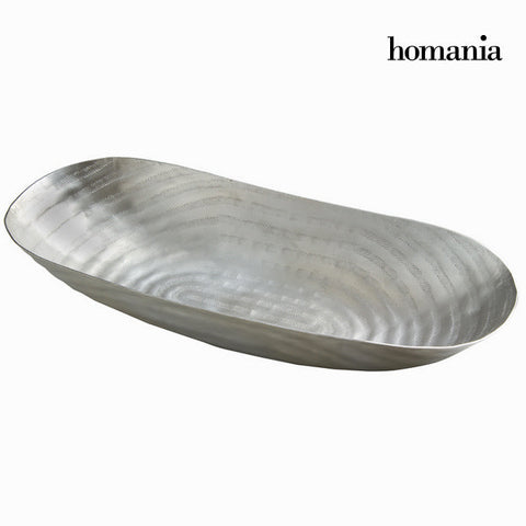 Silver boat centrepiece - New York Collection by Homania-Universal Store London™