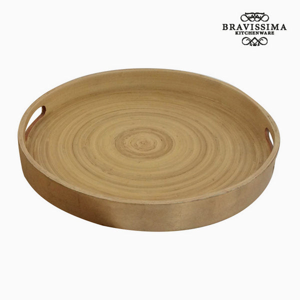 Tray Bamboo Champagne by Bravissima Kitchen-Universal Store London™