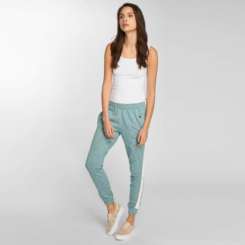 Just Rhyse / Sweat Pant Calasetta in turquoise