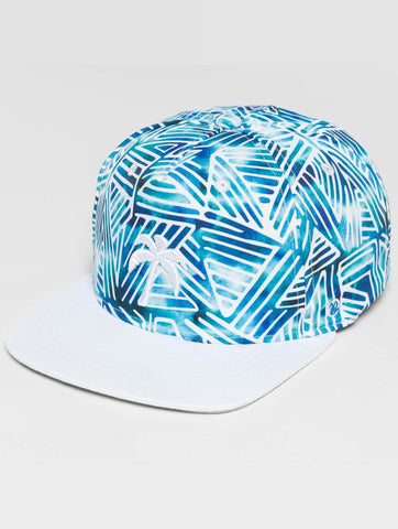 Just Rhyse / Snapback Cap Alcata in blue-Universal Store London™