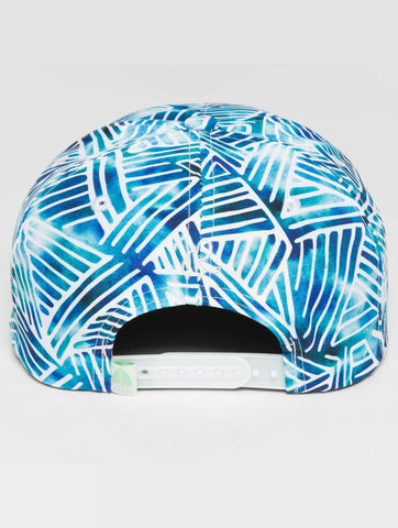 Just Rhyse / Snapback Cap Alcata in blue