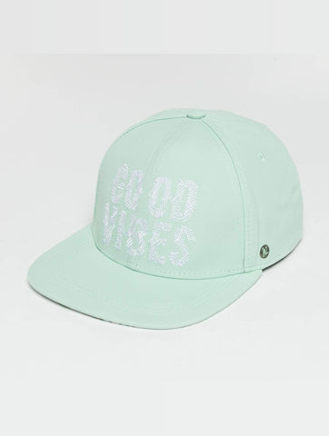 Just Rhyse / Snapback Cap Vichayito in green-Universal Store London™