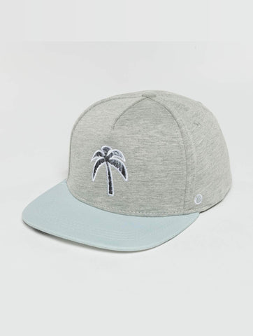 Just Rhyse / Snapback Cap Acora in grey-Universal Store London™
